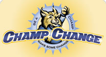 ChampChange - Be a champ... make some change!